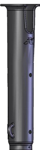 Hobie - Rod Holder - Livewell W/Fasten - 72020015