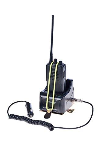 IMPACT Rapid Vehicle Car Charger for Motorola CP185 Radio