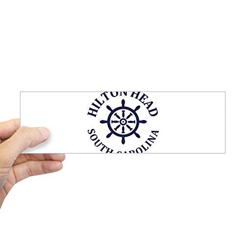 CafePress Summer Hilton Head- South Carolina Bumper Sticker 10
