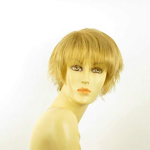 univers perruque Short Wig For Women Golden Blonde Ref Valentine 24b