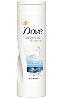 Dove Body Loción Corporal Hidronutrición para Pieles Normales - 400 ml