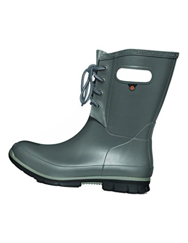 Bogs B 4 Boot Amanda Eye Dark 6 US Women's Gray rEOq8wr