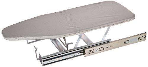 Rev-A-Shelf Pullout Ironing Closet Ironging Board, Gray