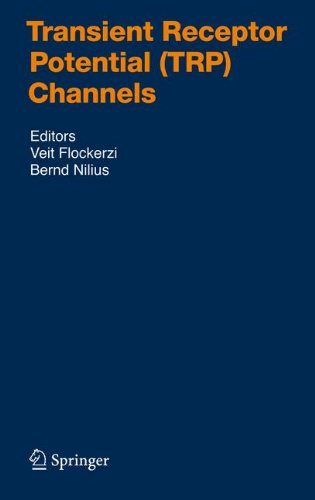 Download Transient Receptor Potential (TRP) Channels (Handbook of Experimental Pharmacology) pdf