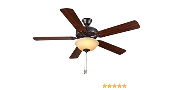Brookhurst 52 in Oil Rubbed Bronze Ceiling Fan Replacement PARTS 549742