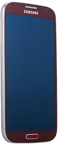 Samsung Galaxy S4, Red (AT&T) Certified Pre-owned Prepaid...