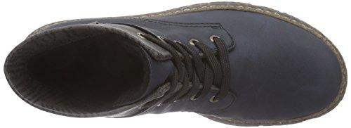 Rieker 74234 - Botas Mujer azul - Blau (pazifik/fumo/steam / 14)