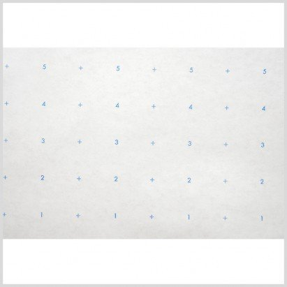 Dots Pattern Paper (Dot Sewing Pattern Paper, Sold by the Yard 48 Inches Wide, For use in designing, drafting, or changing commercial patterns)