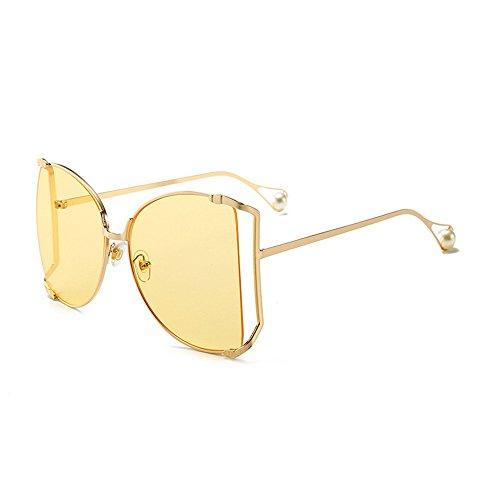 métal de lunettes soleil pour Dihuang personnalisées Shop de soleil Comprimés soleil femme en de de 6 soleil Lunettes lunettes Pearl Lunettes qCxpxaw4