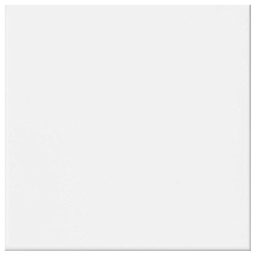 - Glacier White 12 in. x 12 in. Ceramic Floor and Wall Tile (11 sq. ft. / case)