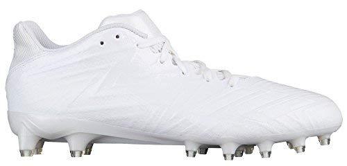 adidas Freak X Carbon Low Cleat - Men's Football 5 White/White/White