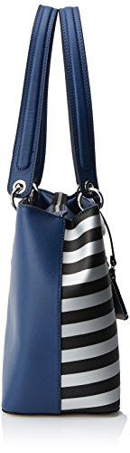 Hobo Navy Multi L H 5x25 14 x Women��s 5x32 Shoulder cm Bag Guess W Bags Multicolour 5 wAS5YqB