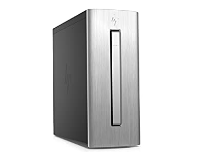 HP ENVY 750-514 Desktop, Intel Core i5-7400 Quad-Core 3.0GHz, 12GB DDR4, 128GB SSD + 1TB HDD, 802.11ac, Bluetooth, Win10H (Certified Refurbished)