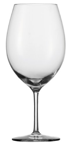 Schott Zwiesel Tritan Crystal Glass Stemware Cru Classic Collection Bordeaux, 27.9-Ounce, Set of 6 image