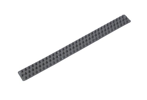 SECURITY ANIMAL INTRUDER DETERENT SPIKE FENCE STRIPS ( 32 x 500mm strips ) by ONESTOPDIY