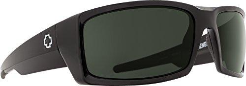 SPY Optic General | Wrap Sunglasses | ANSI RX (Rx Sunglasses)