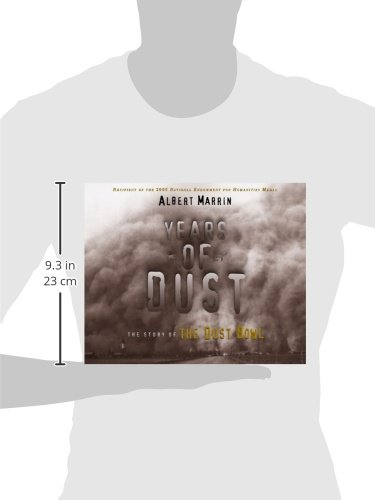 Years of Dust: The Story of the Dust Bowl by Dutton Juvenile (Image #1)