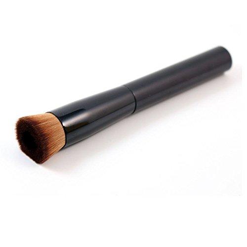 HOSL Professional Face Liquid Foundation Concave Makeup Brush