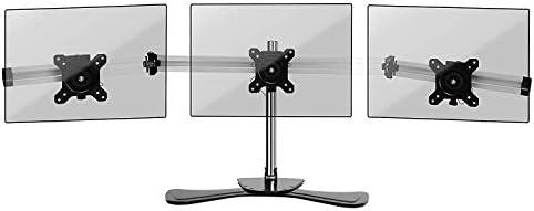 Duronic DM753 Soporte para 3 Monitores de 15
