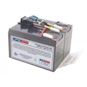 APC RBC48 Compatible Replacement Battery Pack by UPSBatteryCenter UPS Battery Center
