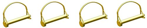 - Innovative Components AL4X1750RND22 Wire Lock Pin, 1/4