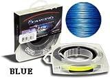 Ohero Adrena-Line Braided Fishing Line 300 Yard Spool (Blue, 20 lb) For Sale