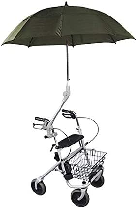 Paraguas para silla de ruedas y andador