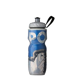 Polar Bottle Insulated Water Bottle (20-Ounce) (Blue Big Bear)
