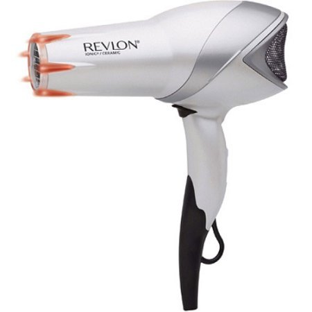 Revlon 1875 Watts Style Hair Laser Ceramic Ionic Infrared Personal Care Styling Blow Heat Dryer
