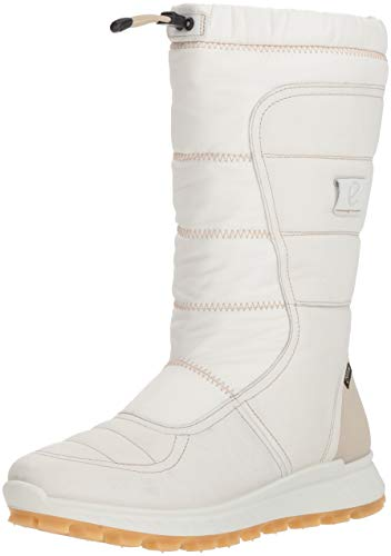 White Exostrike Snow ECCO Boot Women's Tall tex Gore g8aRq