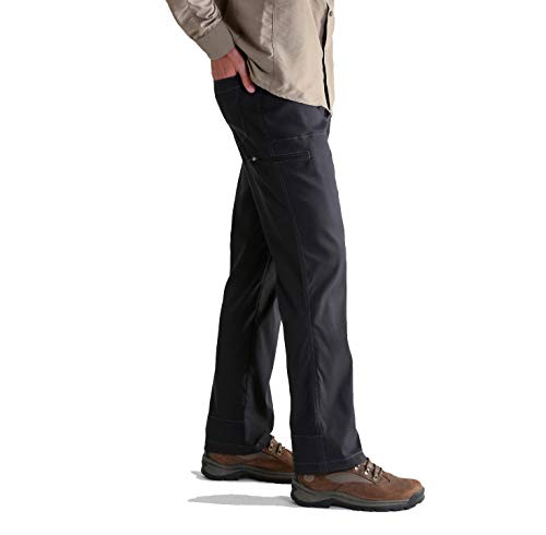 Wrangler Outdoor Comfort Quick Dry Synthetic Straight Leg Utility Pants, 32x32 -