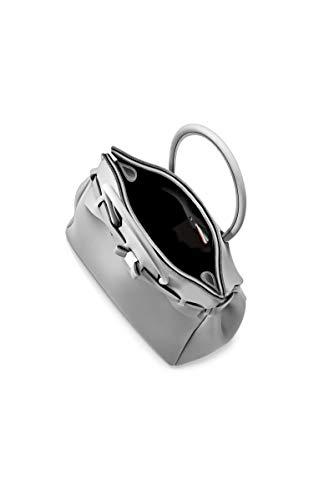 Silver Metal Borsa Save metallic Bag argento My Filigrana 0qq1wSxF4n