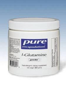 L-Glutamine Powder g 227 par Pure Encapsulations