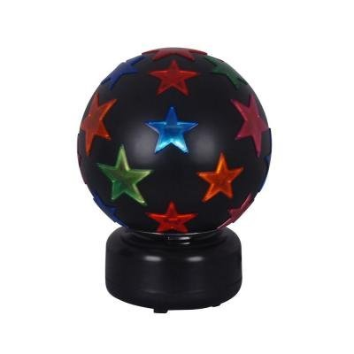 11 in. Multi Color Disco Ball