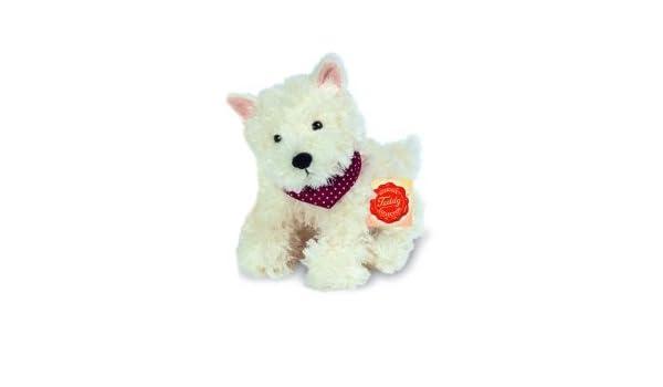 Hermann Teddy Colección - Felpa - 92876 - Westie Blanco Terrier ...