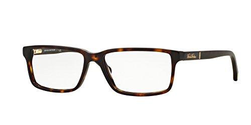 Brooks Brothers BB2029 Eyeglass Frames 6096-55 - Dark Tortoise/matte Dark - Brooks Frames Brothers Eyeglass