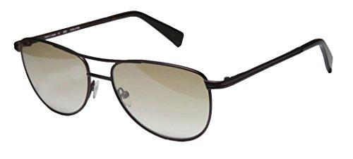 Ogi 8052 Mens/Womens Aviator Full-rim Gradient Lenses Sunglasses/Eyewear (56-16-140, - Ogi Sunglasses