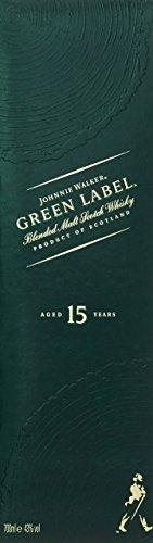 Whisky Johnnie Walker Green