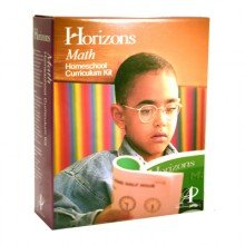 Horizons Mathematics Grade 6 Set (Lifepac)
