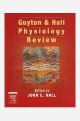 Guyton & Hall Physiology Review (06) by Hall, John [Paperback (2005)] Paperback