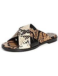 Women's Dew Cross Strap Sandals