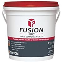 Fusion Pro #386 1-gal. Oyster Gray Single Component Grout by Custom Building Products
