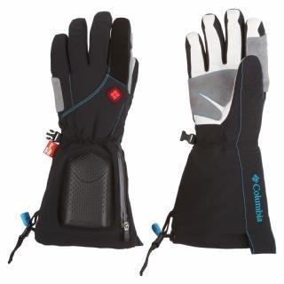 Columbia Women's Electro Amp Glove (Black, (Columbia Lightweight Gloves)