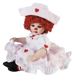 Marie Osmond Kissy It All Better Tiny Tot Doll