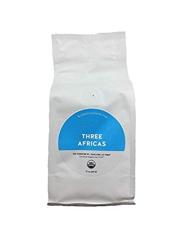 Blue Bottle Coffee - Three Africas Blend (Whole Beans Coffee), 6 -