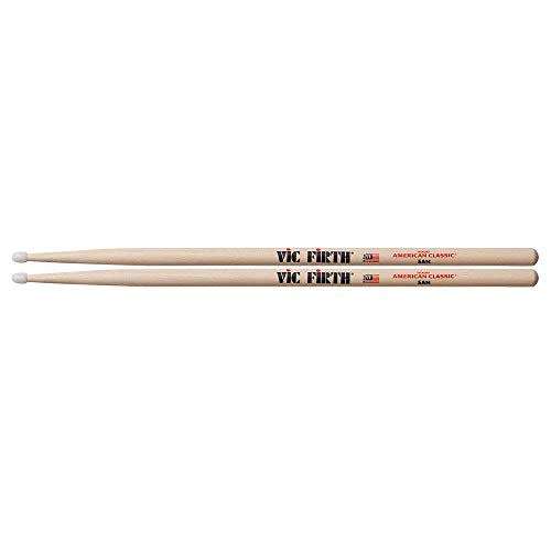 Vic Firth American Classic 5A Nylon Drumsticks (5AN)