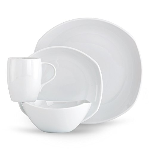 Dansk Classic Fjord 4-Piece Set, Service for one (1 Plates Dinner)