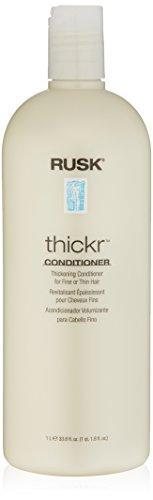 RUSK Designer Collection Thicker Thickening Conditioner, 33.8 fl. oz.