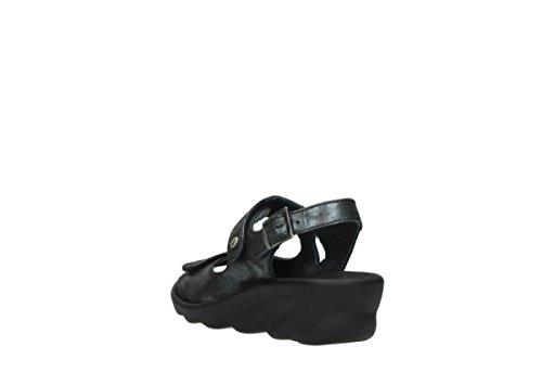 Wolky Comfort 03125 Scala 10000 Black/Anthracite Nubuck jtPTs