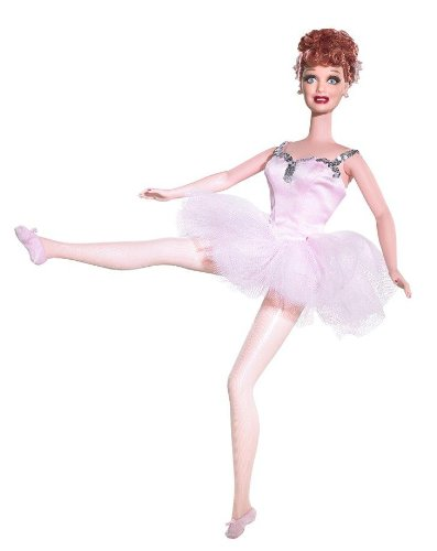 Barbie I Love Lucy The Ballet Lucy Doll for sale  Delivered anywhere in USA